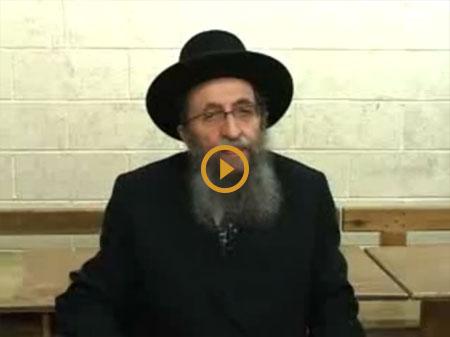 Rabbi Kaminetzky